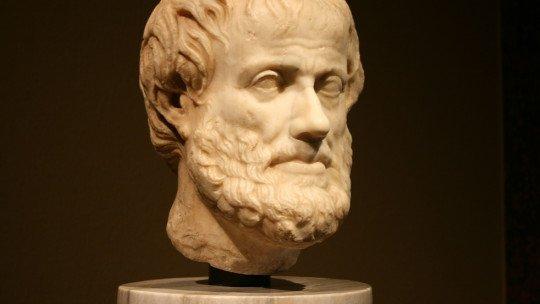 Teoria do conhecimento de Aristóteles, em 4 chaves 1