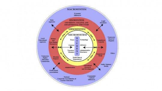 A teoria ecológica de Urie Bronfenbrenner 13