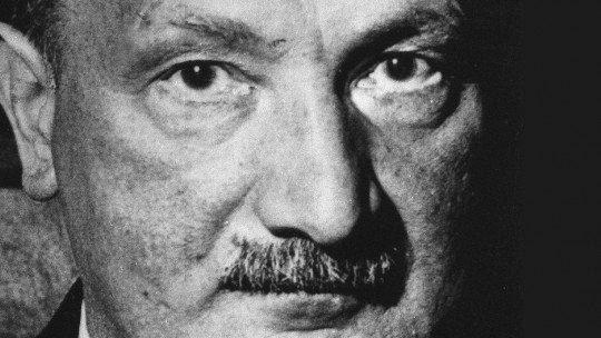 A teoria existencialista de Martin Heidegger 1