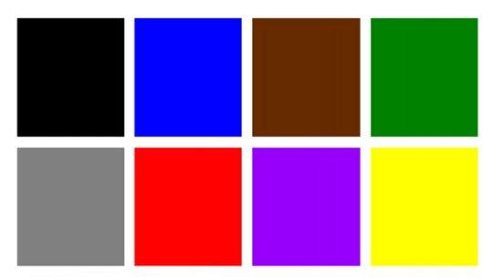 O teste de Lüscher: o que é e como usa cores 1