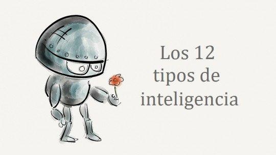 Os 12 tipos de inteligência: qual deles você possui? 1