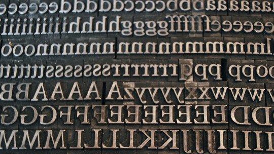 Os 14 tipos de letras (tipos de letra) e seus usos 1