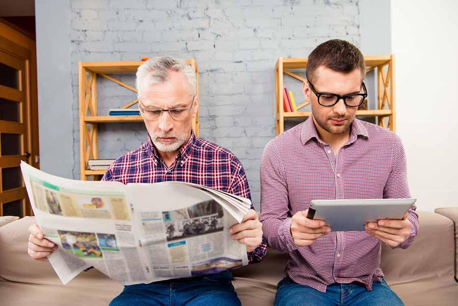 As 10 características das notícias mais importantes 5