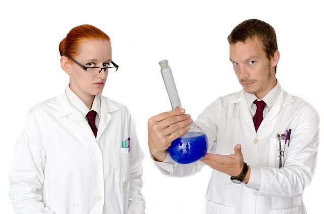 Os 20 tipos de química e sua definição 1