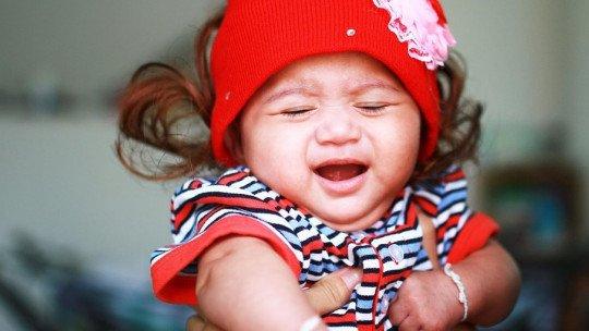 Os 4 tipos de choro de bebês e suas funções 1