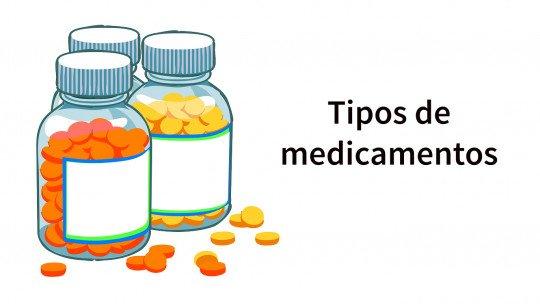 Tipos de medicamentos (dependendo do uso e dos efeitos colaterais) 17