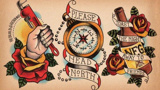 Os 15 tipos de tatuagens (de acordo com seu estilo e características) 1