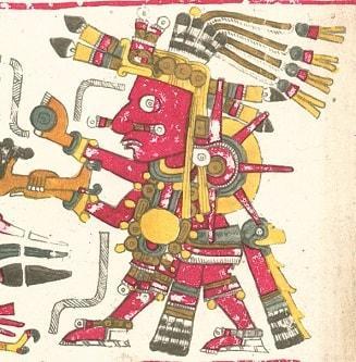 Os 67 deuses astecas mais importantes e seu significado 9