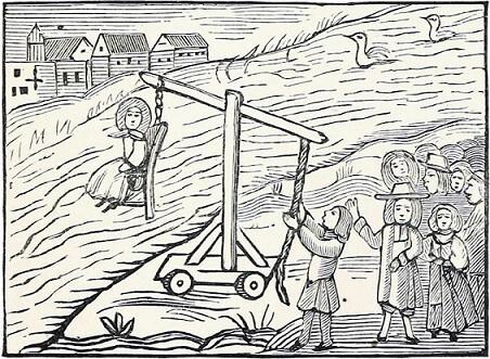 13 Instrumentos e Métodos de Tortura da Santa Inquisição 9