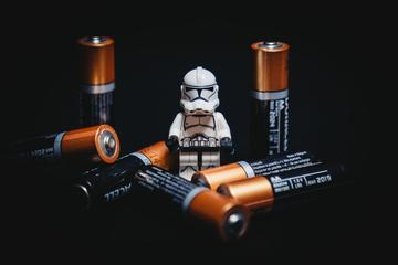 Bateria alcalina: componentes, operação e usos 3