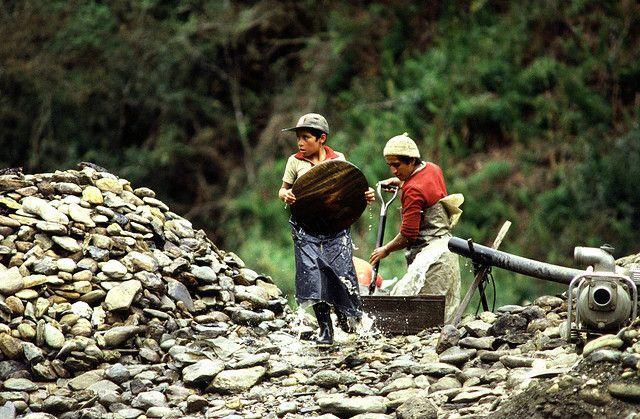 Trabalho infantil: causas, tipos, consequências, distribuição e figuras 4
