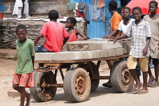 Trabalho infantil: causas, tipos, consequências, distribuição e figuras 3