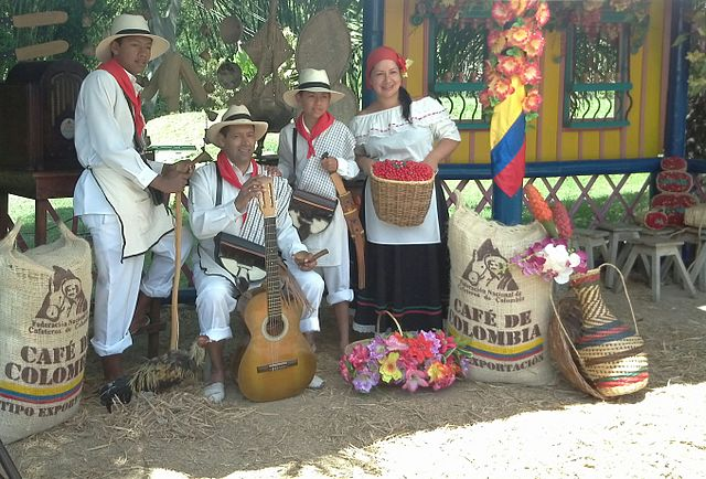 13 trajes típicos colombianos e suas características 1