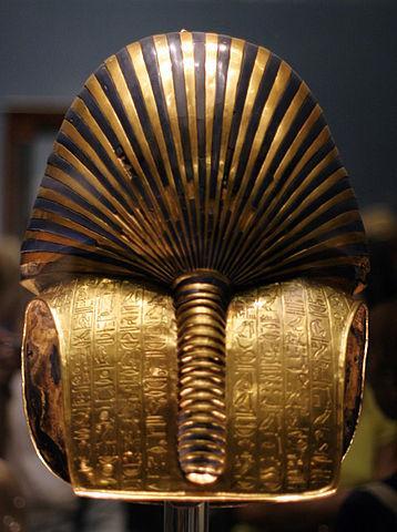 Máscara de Tutancâmon: história e características 2