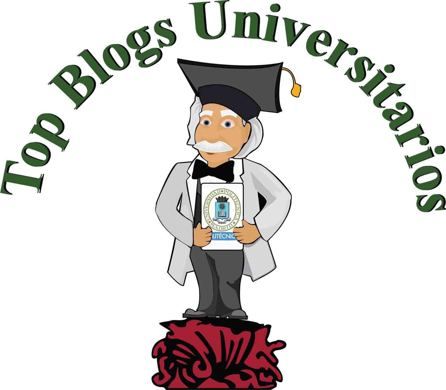 Os 160 blogs mais interessantes das universidades espanholas 11