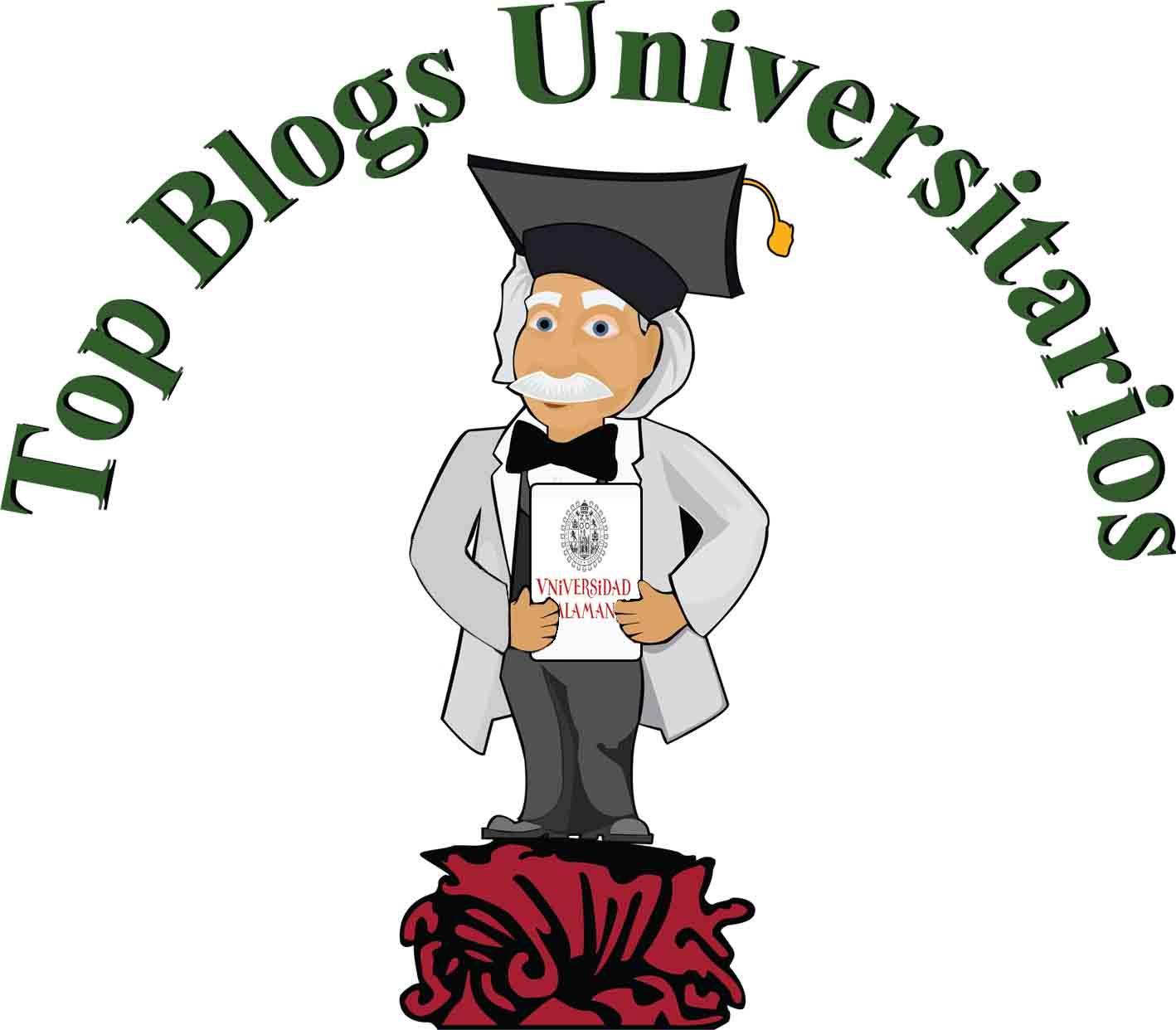 Os 160 blogs mais interessantes das universidades espanholas 13