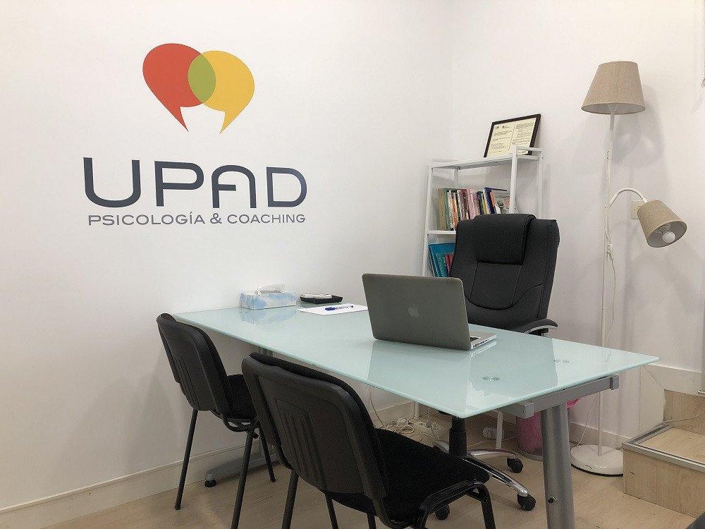 Fotorreportagem: esta é a UPAD Psychology and Coaching, um centro de referência em Madri 2
