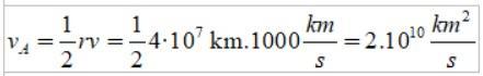 Velocidade areolar: como são calculados e resolvidos os exercícios 15