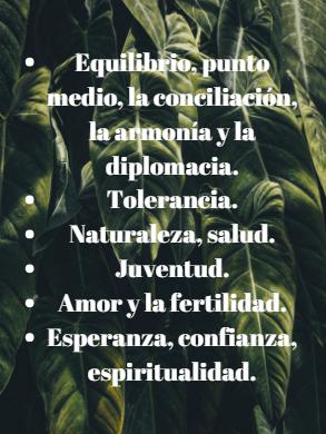 Cor verde: significado e psicologia 3