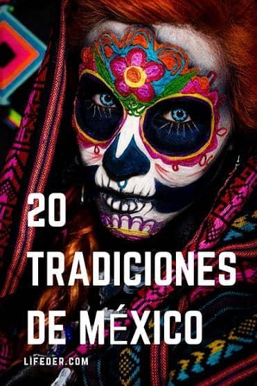 As 20 tradições e costumes do México mais importantes 7