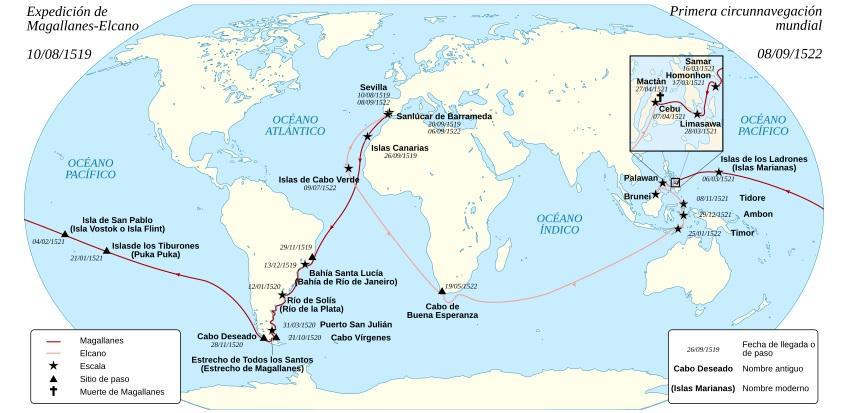 Fernando de Magallanes: biografia e contribuições para a geografia 2