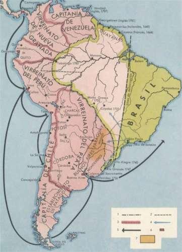 Vice-reinado do Peru: origem, história, organização e economia 2