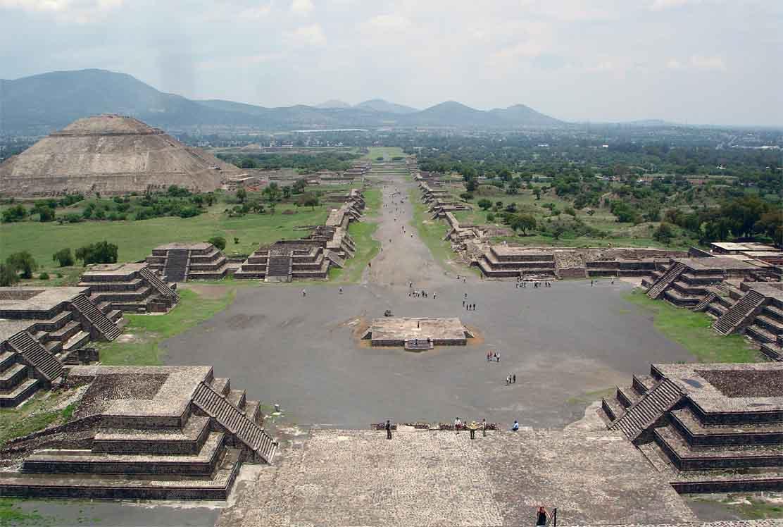 Religião Teotihuacan: divindades, rituais, sacrifícios 4