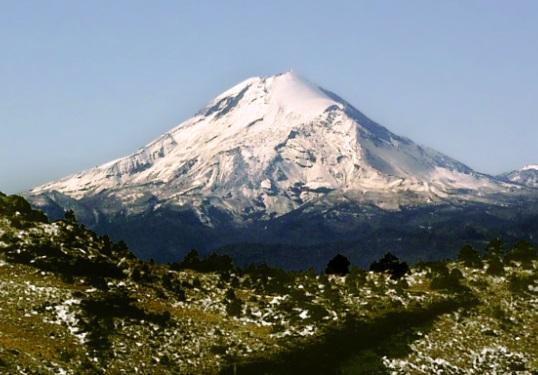 Os 11 vulcões mais altos do México