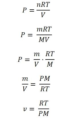 Volume específico: Água, Ar, Vapor, Nitrogênio e Gás Ideal 3