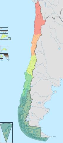 Zona Sul do Chile: Clima, Flora, Fauna, Recursos Naturais 2
