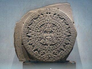 Calendário asteca: história, descrição, significado, materiais