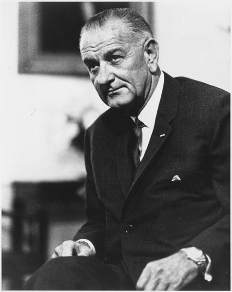 Lyndon B. Johnson: biografia, presidência, dados, morte