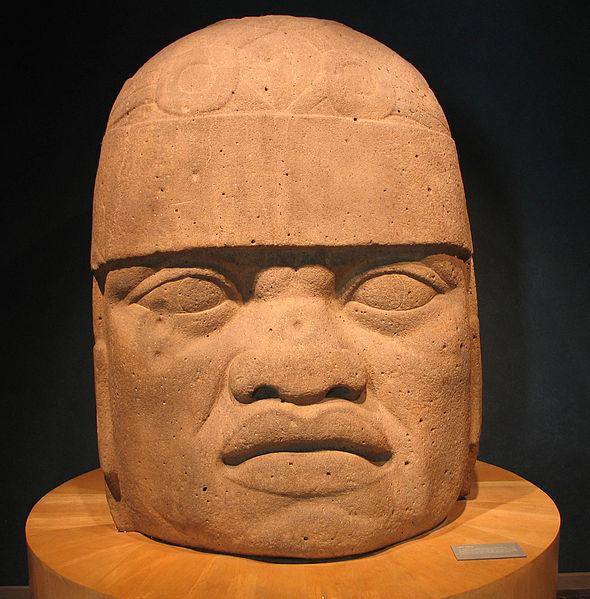 Qual era a linguagem dos olmecas?