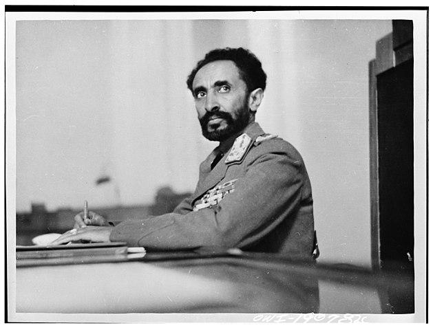 Haile Selassie: biografia, vida como imperador, morte 10
