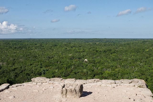 Alívio de Yucatán: Principais Características