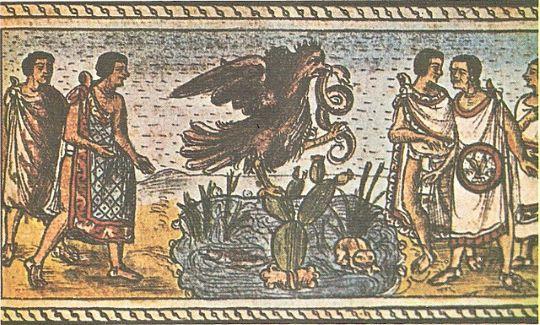Organização política dos astecas: figuras de poder