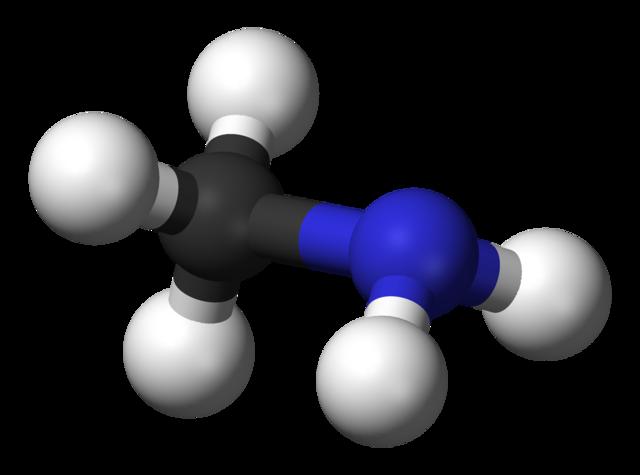 Metilamina: estrutura, propriedades, produção, usos