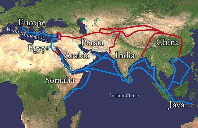 Produtos hoje em dia trocando europeus e asiáticos