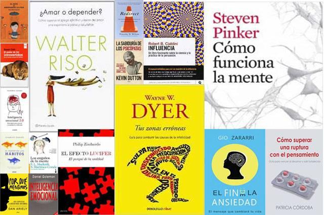 Os 100 melhores livros de psicologia da história 1