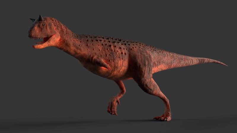 Carnotaurus sastrei: características, habitat, alimentação, reprodução