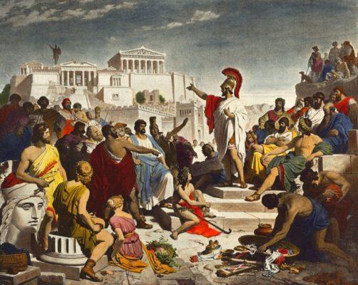 Democracia grega: origem, características, figuras proeminentes 4
