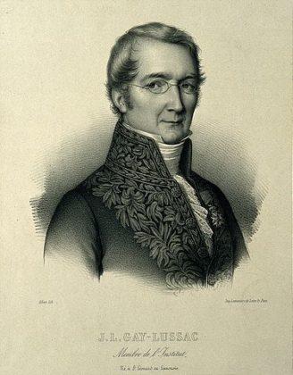 Louis Joseph Gay Lussac: biografia, contribuições, obras, frases