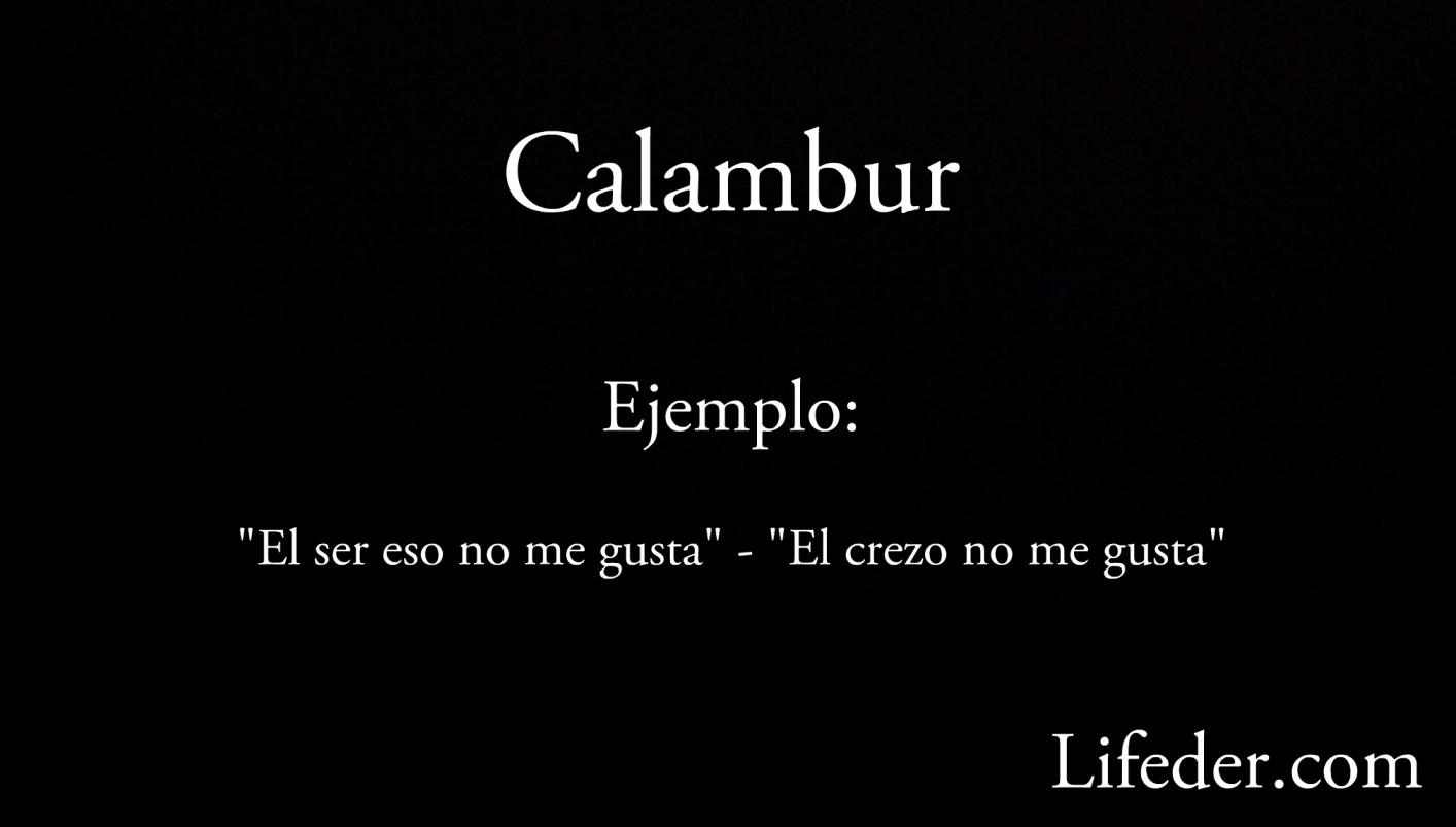 Calambur: conceito e exemplos