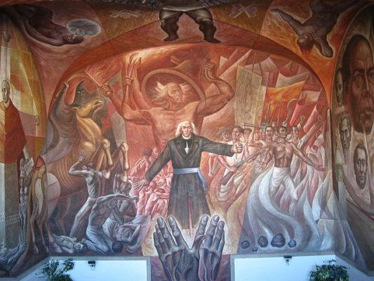 Independência do México: causas, desenvolvimento, consequências, personagens