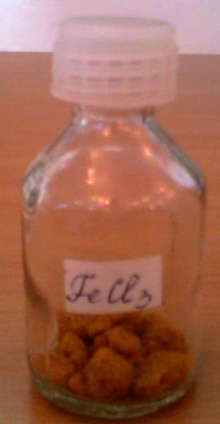 Cloreto de ferro (III): estrutura, propriedades, produção, usos