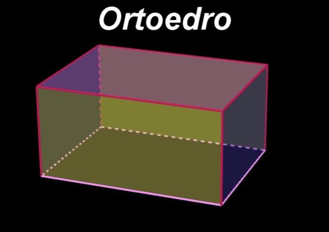Ortoedro: fórmulas, área, volume, diagonal, exemplos