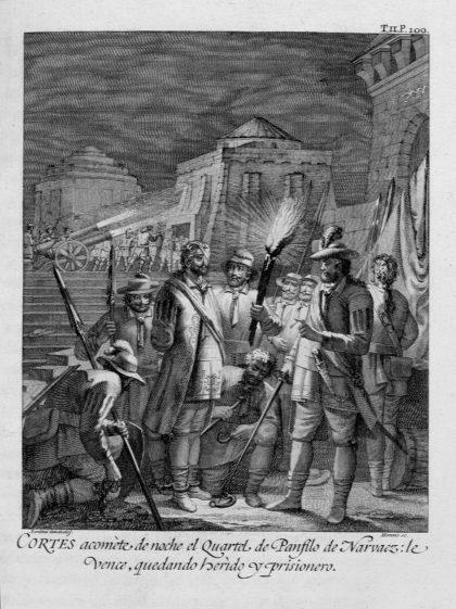 Pánfilo de Narváez: biografia, explorações e morte