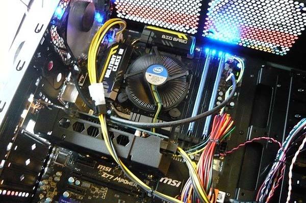 Partes internas de um computador e suas características