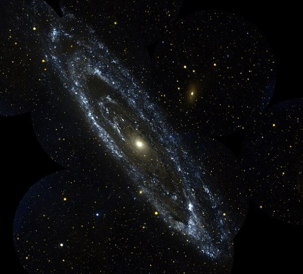 Andrômeda: descoberta, origem, características, estrutura 6