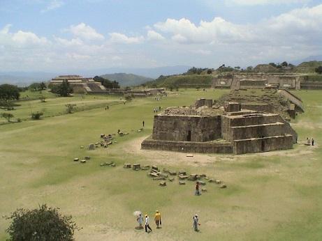 Os 3 principais centros cerimoniais dos Mixtecos
